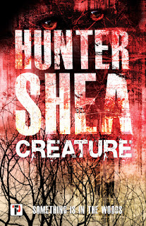 Creature by Hunter Shea book cover