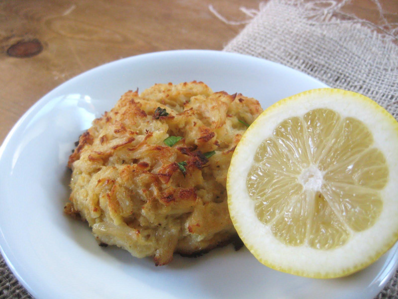 Crab Cakes Pan Fry Then Bake