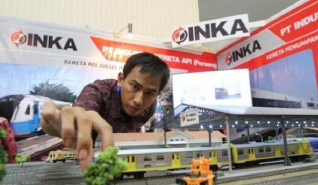 Pabrik Kereta di Banyuwangi Mulai Dibangun Pertengahan Desember, Selesai Tahun 2020