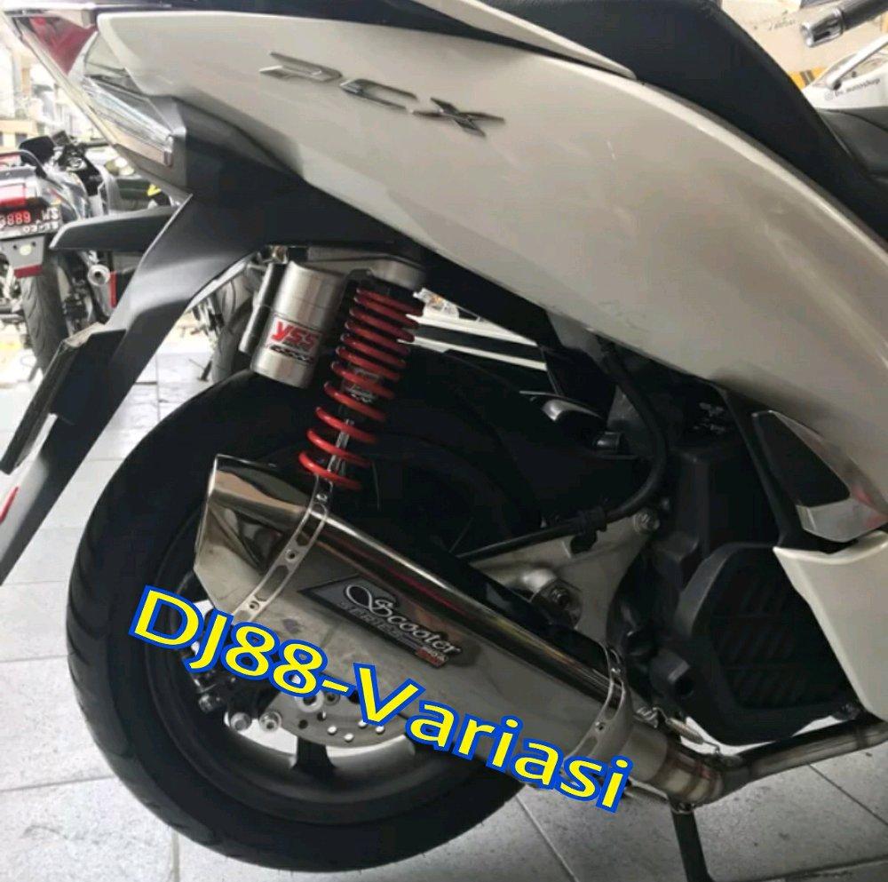 Dj88 Variasi Toko Aksesories Terlengkap Dan Terpercaya Se Indonesia Knalpot Prospeed Black Series Ninja 250 Rr Mono Z250sl Fullsystem Scooter Pcx 150 Lokal 2018