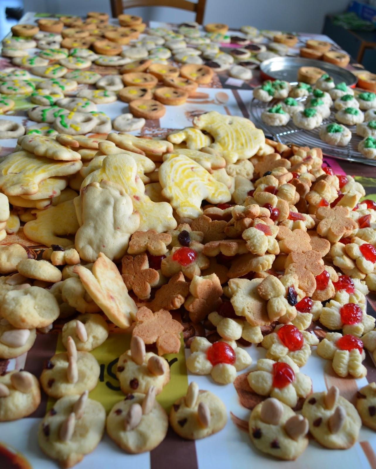 Biscuits de Pâques