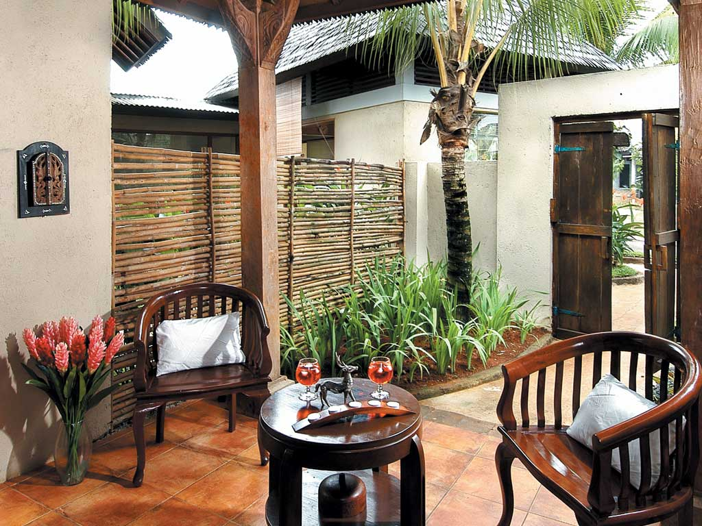 Desain Ruang Tamu Go Green  Desain Properti Indonesia