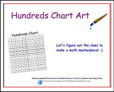 This is  fun activity that allows students to practice addition subtraction and place value using the hundreds chart follow clues create math also best of teacher entrepreneurs iii free lesson  chundreds rh thebestofteacherentrepreneurs