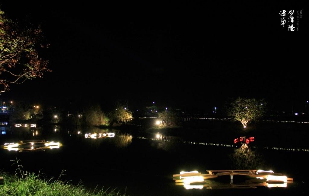 2015台南月津港燈節
