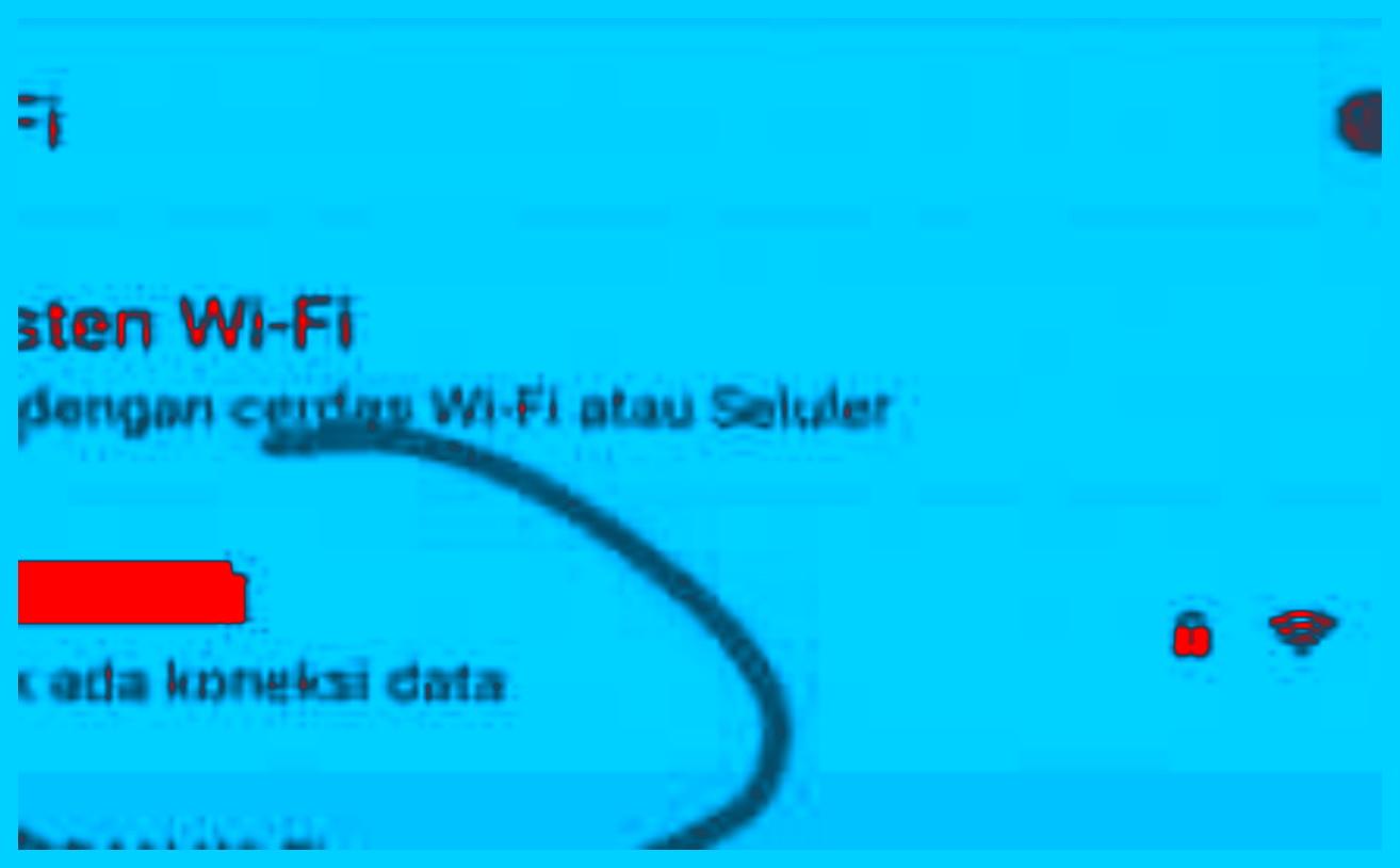 Cara Mengatasi Wi-Fi Terhubung tapi Tidak ada Internet di Android Terbaru