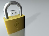 USB Utility for password Partition Security