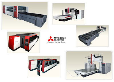 Mitsubishi Laser Processing Machines