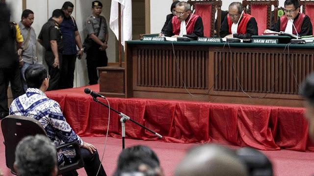 """MUI Heran, Vonis Ahok Lebih Berat Jaksa Malah tak Terima: """"Sudah Diputus Penjara kok Banding"""""""