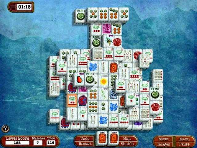 MahJong Adventures Game For PC