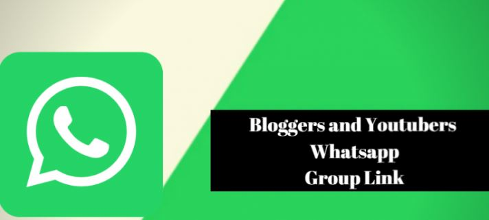100+ Whatsapp group link For Bloogers And Youtubers 2018 - Tech Share