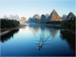 แม่น้ำหลีเจียง (Li River)