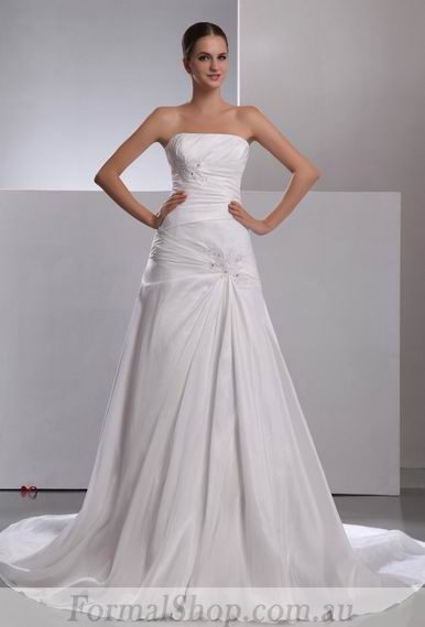 https://www.formalshop.com.au/a-line-princess-counrt-train-satin-zipper-strapless-ivory-wedding-dress-abc188.html