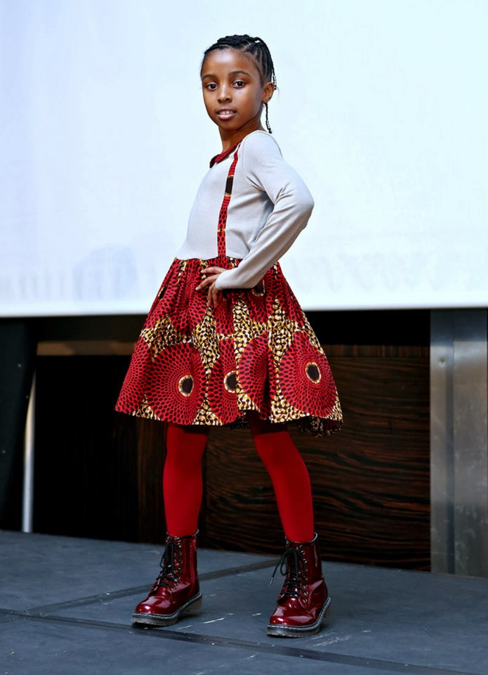 Childrens Ankara Style Trends  Osas Eye Opinions -2147