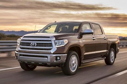 Toyota Tundra Diesel Concept 2016