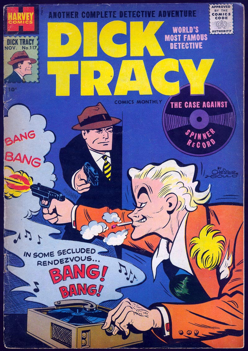 Dick Tracy (1950) 117 Page 1