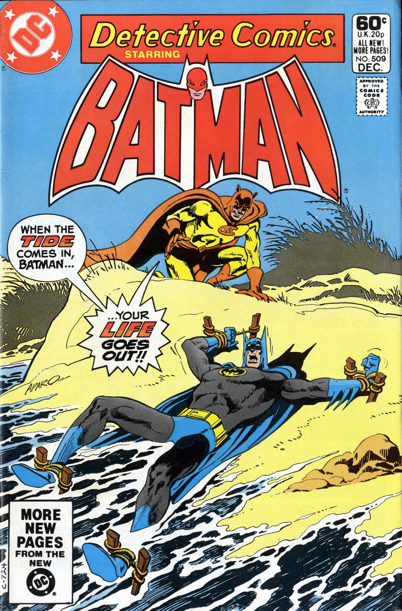 Detective Comics (1937) 509 Page 1