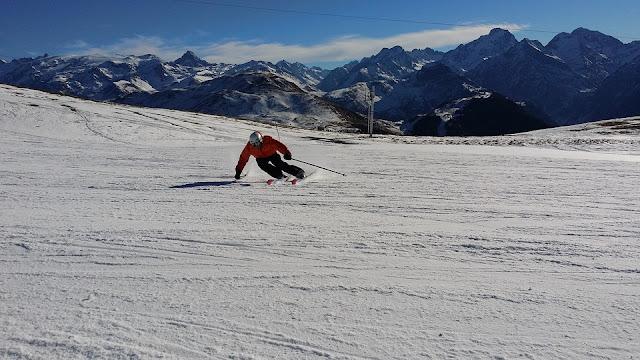 4 najpopularniejsze narciarskie kurorty w Alpach
