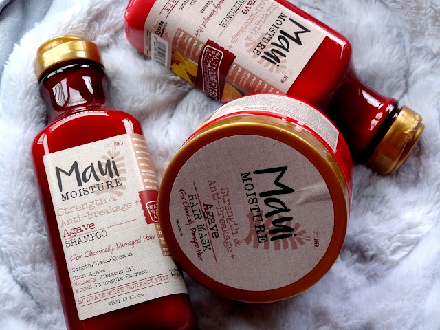 Maui Moisture Strength & Anti- Breakage Agave