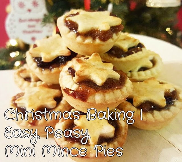 Christmas Baking | Easy Peasy Mini Mince Pies