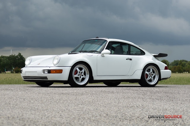 1994 Porsche 911 Turbo for sale at DriveSource for USD 187,500 - #Porsche #Turbo #tuning #forsale