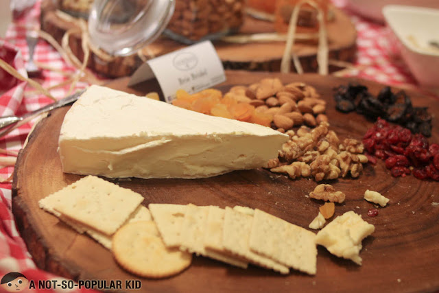 Brie Bridel Cheese of La Petite Fromagerie