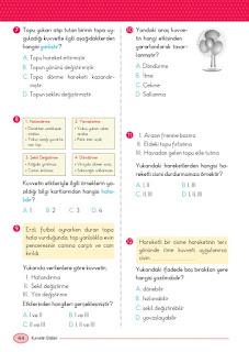 5. Sınıf Matematik Ders Kitabı Cevapları Dikey Sayfa 44