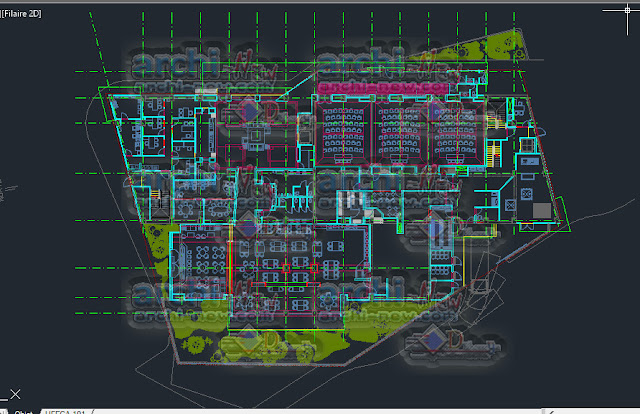 download-autocad-cad-dwg-file-fiesta-inn-ecatepec-hotel