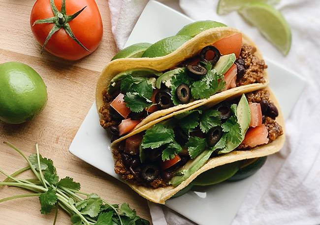 Taco Tuesday! The Best Vegan Tacos Ever