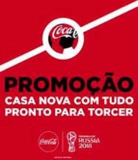 Cadastrar Promoção Tampinha Coca-Cola 2018 Casa Nova Prêmios Nova Promoção