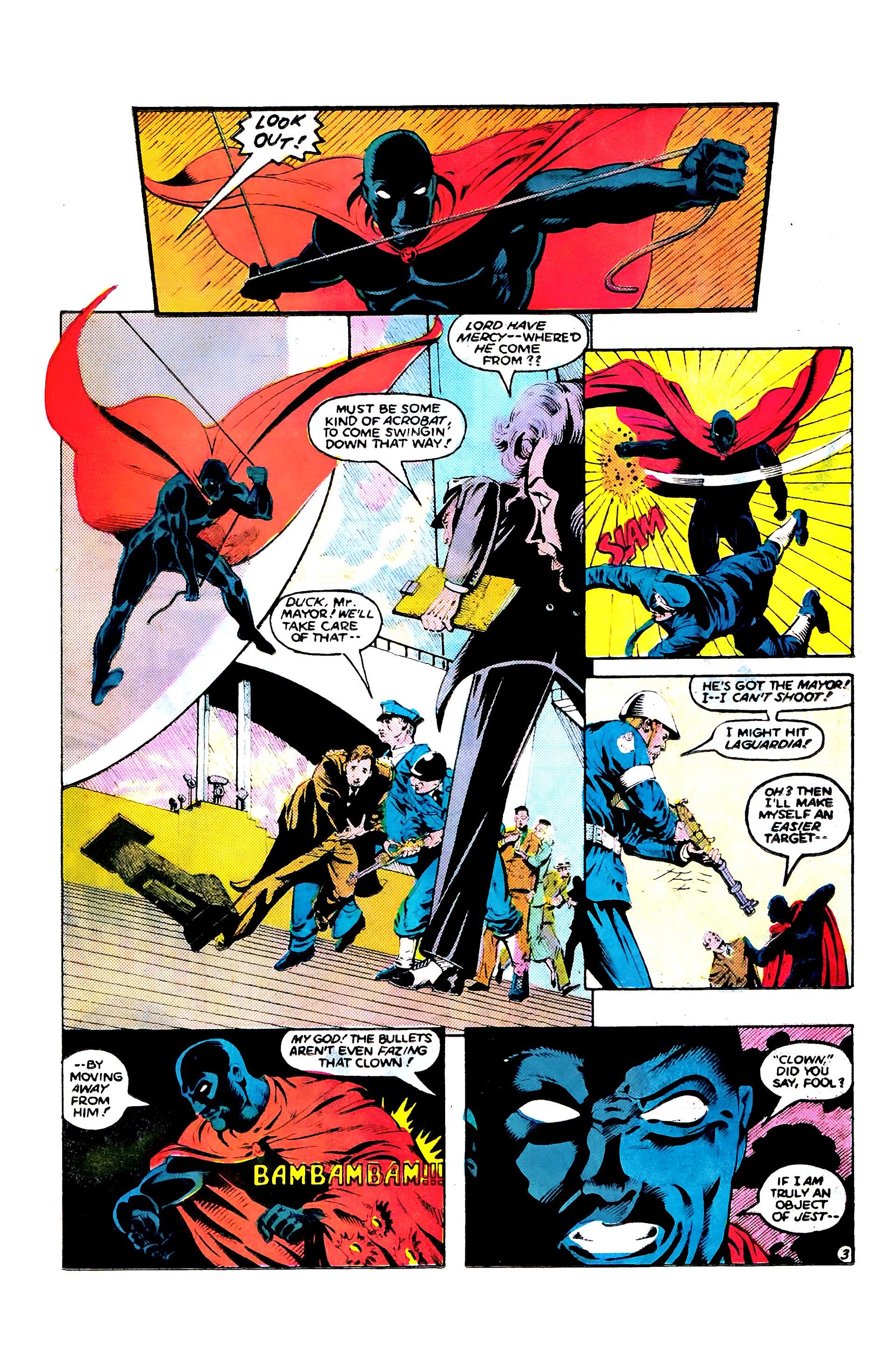 Read online Secret Origins (1986) comic -  Issue #7 - 27