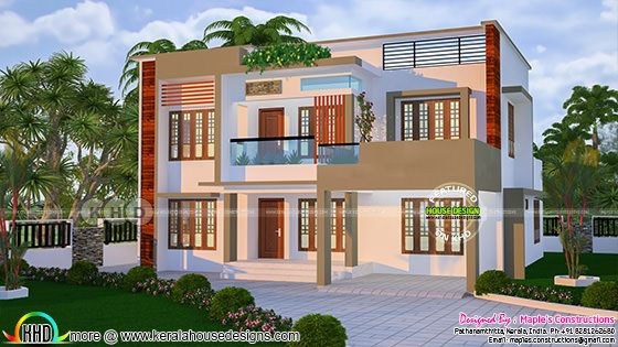 5 bedroom 3111 square feet modern home