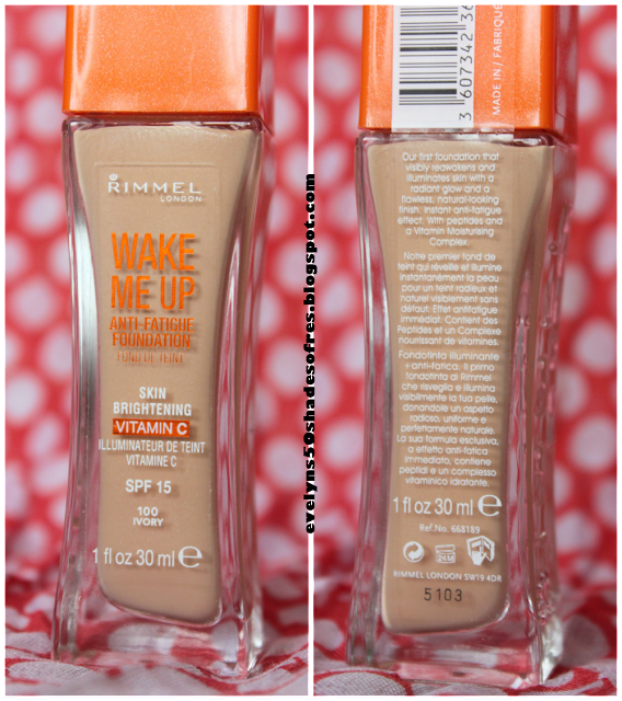 Rimmel Wake Me Up 100 Ivory