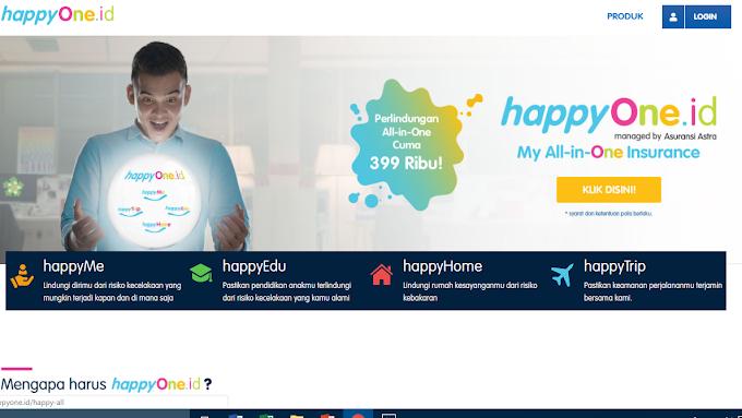 happyOne.id Solusi Terbaik Asuransi Masa Kini