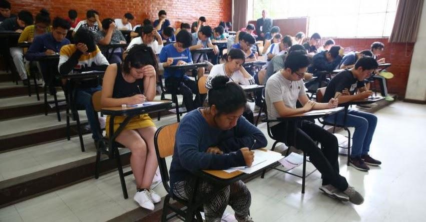 MINEDU: Ministro de Educación ratifica que en el 2021 habrá 15 mil nuevas vacantes para universidades públicas