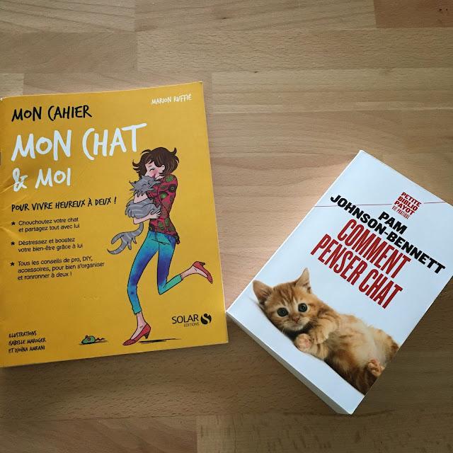 livres sur les chats