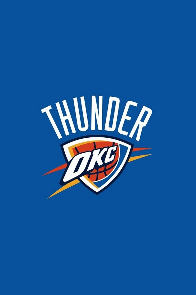Sports Wallpaper For Iphone X Oklahoma City Thunder Download Iphone Ipod Touch Android