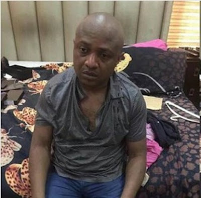 Confession of nabbed Notorious Kidnapper, Chukwudi Dumeme Onuamadike (Evans)