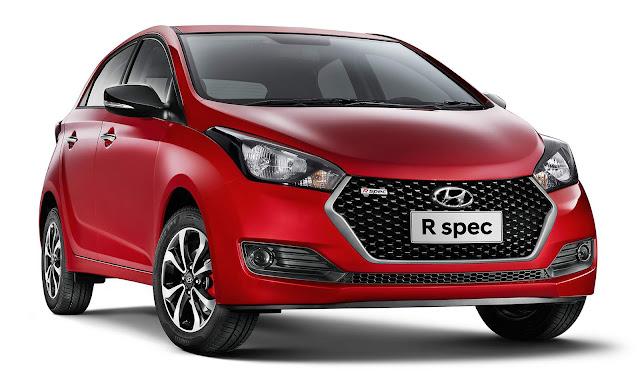 Hyundai HB20 2018 - Preço