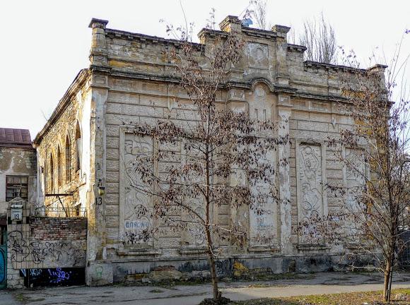 Николаев. Бывшая синагога. Позже Дом медицинских работнико