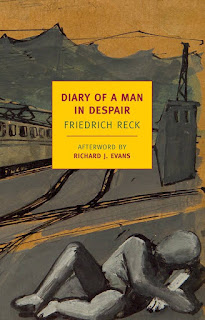 Book cover Diary of a Man in Despair by Friedrich Reck