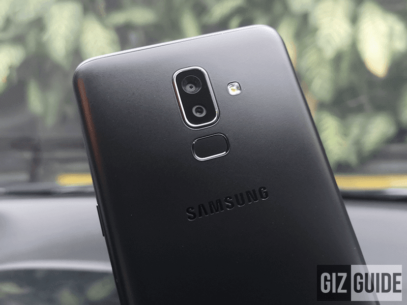 Samsung Galaxy J8 (2018) with 16MP f/1.7 and 5MP f/1.9 dual cameras is coming to the Philippines!