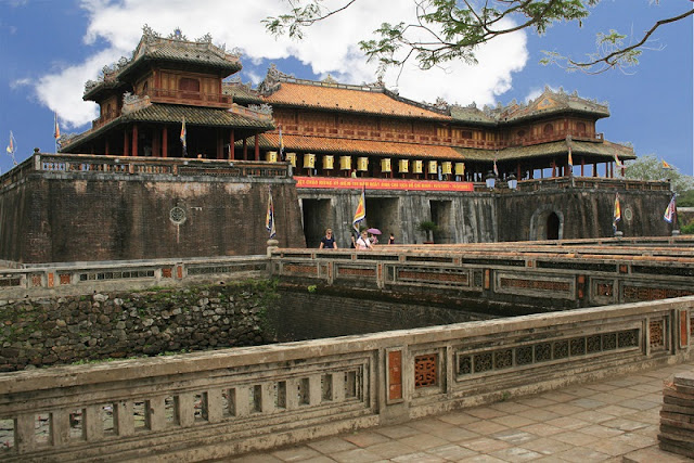 Vietnam's most visited palaces.