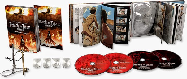 Attack on Titan advances to Blu-Ray and DVD - Digitally Downloaded