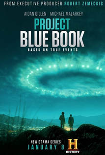 Project Blue Book - Series With Love - MP4 e MKV 720p Legendado