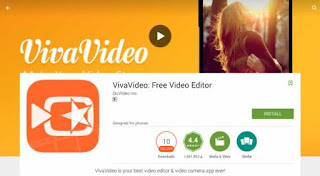 Viva video aplikasi edit video terbaik android