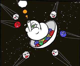 ColourPod 2 dimensionPod Game