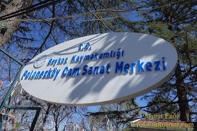 Polonezköy Cam Sanat Merkezi ve Cam Atölyesi