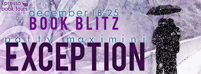 Exception by Patty Maximini Book Blitz with Xpresso Book Tours