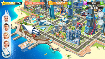 Little Big City 2 v1.0.9 Apk Mod Unlimited Money Update Terbaru 2016 Gratis