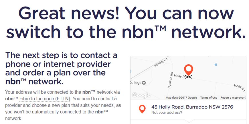 What is the difference between an NBN Micro-node and a normal Node